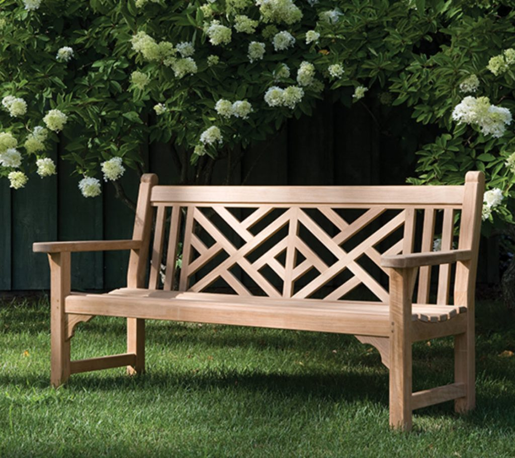 Kingsley-Bate Benches Harborfront Porch Collection