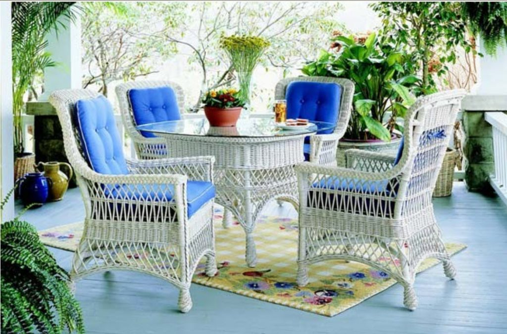 Rockport Harborfront Porch Collection screen porch furniture and pergola furniture