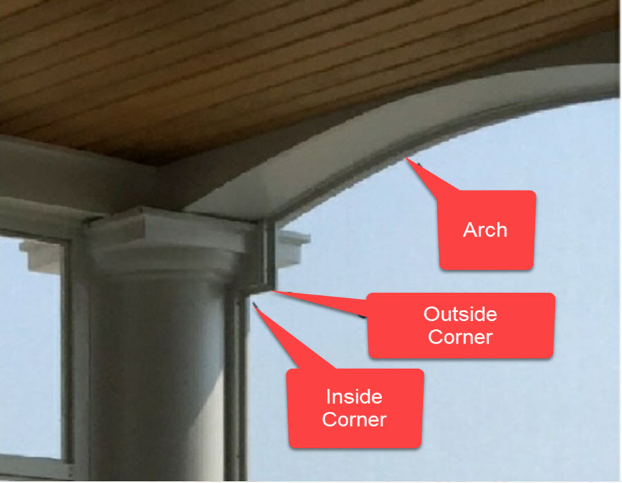 Snapp Screen Porch Enclosure Configurations