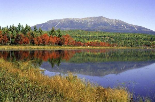 Mt. Katahdin Maine